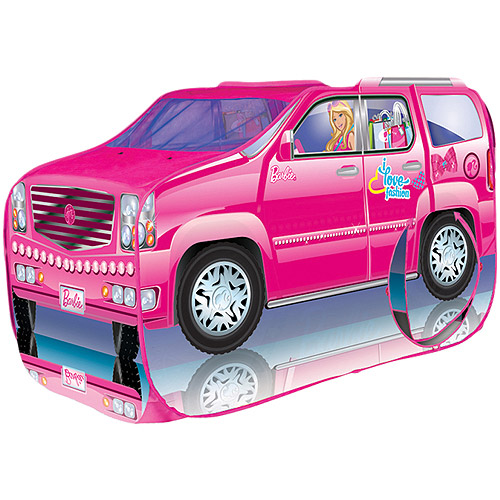 Playhut Barbie Vehicle Play Tent
