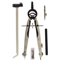 """Alvin Master-Bow 6"""" Combination Compass with Beam Bar"""