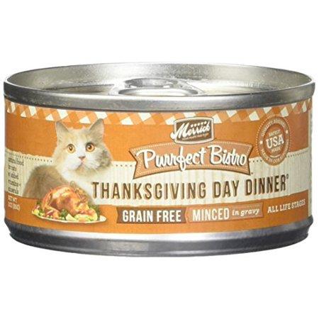 Merrick Thanksgiving Day Dinner Cat Food