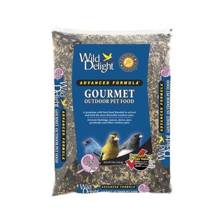 D   D Commodities 368080 Gourmet Wild Bird Food  Sunflower  8 Lbs