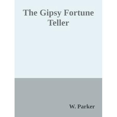 The Gipsy Fortune Teller - eBook (Fortune Teller Halloween Decoration)