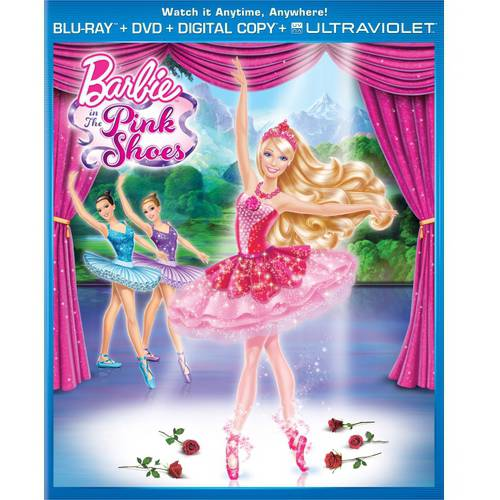 Barbie In The Pink Shoes (Blu-ray   DVD   Digital Copy   UltraViolet) (With INSTAWATCH)
