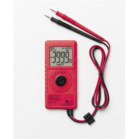 Multimeter, Amprobe, Pocket Sized,