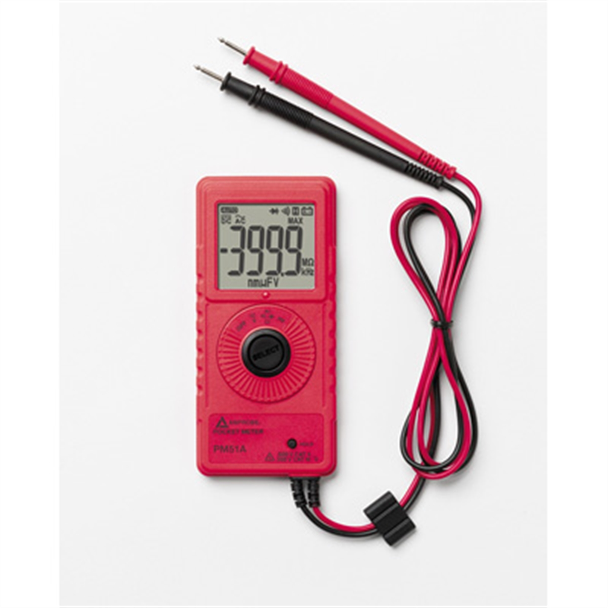 Multimeter, Amprobe, Pocket Sized,