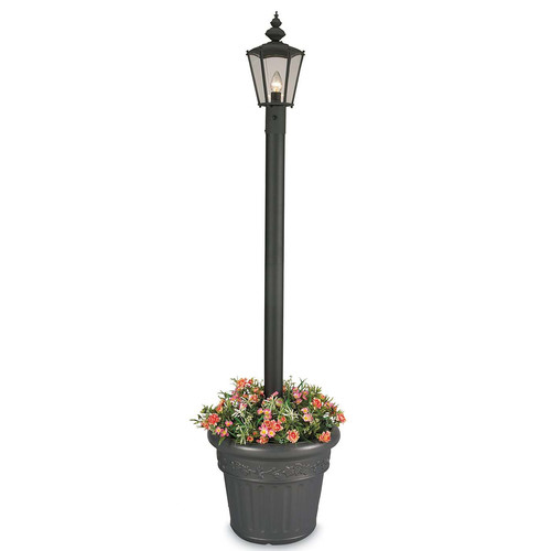 Patio Living Concepts Cambridge Outdoor 1-Light 80'' Post Light by Patio Living Concepts