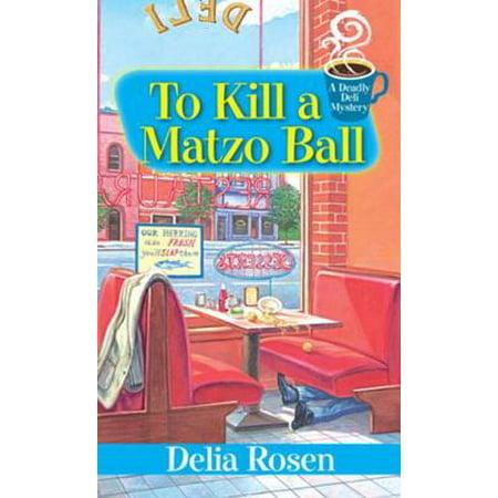 To Kill a Matzo Ball - eBook - Kill Bill Suit