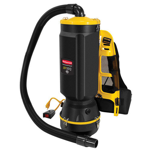 Rubbermaid Commercial Products Commercial Backpack Vacuum Cleaner