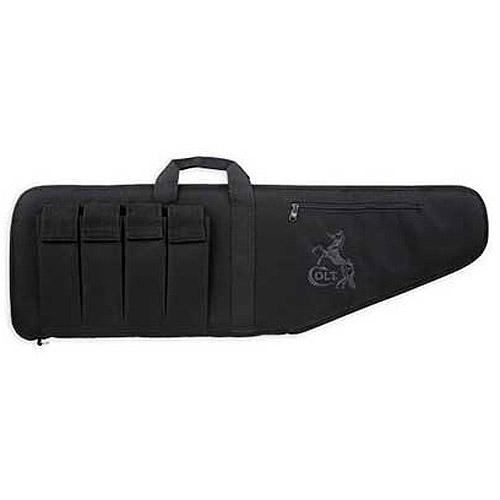 "Bulldog Cases Rifle Case, Colt Logo, 40"", Black"