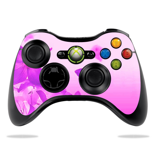 Protective Vinyl Skin Decal Cover for Microsoft Xbox 360 Controller wrap sticker skins