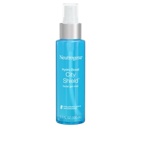 Neutrogena Hydro Boost City Shield Facial Mist Gel, 3.3 fl. oz