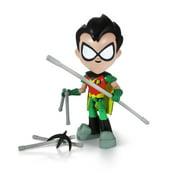 "Teen Titans Go 8"" Robin Action Figure Karate Version"