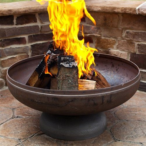 Ohio Flame OF24FPNSF Patriot Fire Bowl