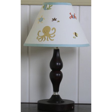 GEENNY Forest  Entranced Lamp Shade without base