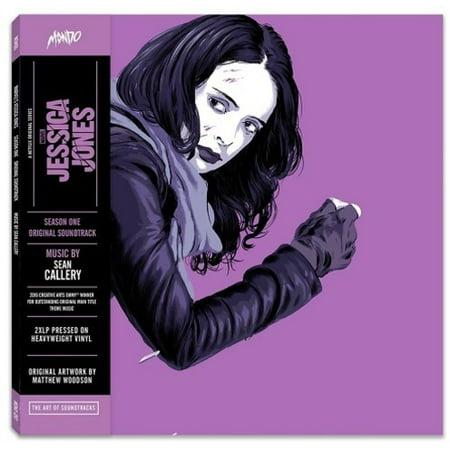 Jessica Jones Season One Soundtrack  Vinyl
