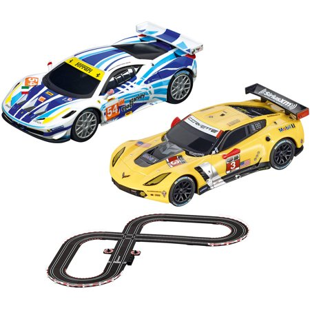Product Title Electric Tracks Cars 3 pack, LED Flashing Car Toys L Average rating: out of 5 stars, based on 18 reviews 18 ratings Current Price $ $ 59 List List Price $ $