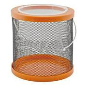 South Bend Cricket Basket for Fishing, Medium, Orange / Black