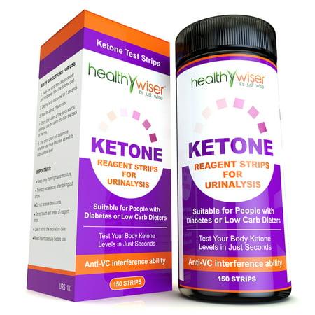 Ketone Strips 150Ct  Professional Grade Ketone Urine Test Strips  Urinalysis Test Strips 99  Accuracy   Free Ebooks