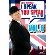 I speak you speak with Clive Vol. 6 - eBook