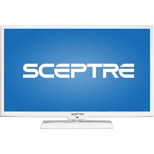 """Sceptre 32"""" 720p 60Hz Class LED HDTV, Assorted Colors"""