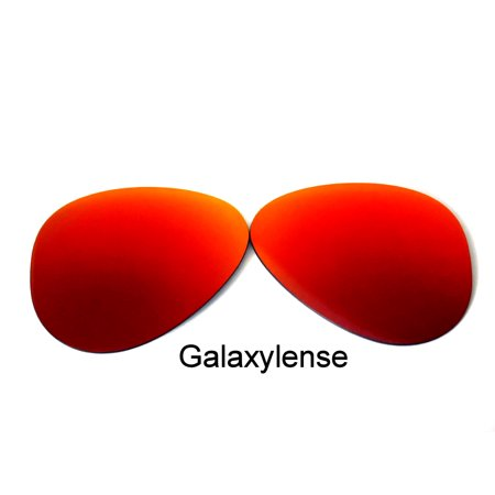 Galaxy Replacement Lenses For-Oakley Ray Ban RB3025 58mm RED Polarized (Ray Ban Replacement Frames)
