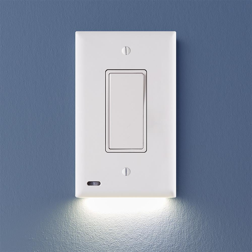 1 Pack - Snappower Switchlight - Led Night Light