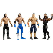 WWE Top Picks Action Figures, 6-in Collectible (Styles May Vary, Includes One Random Figure)