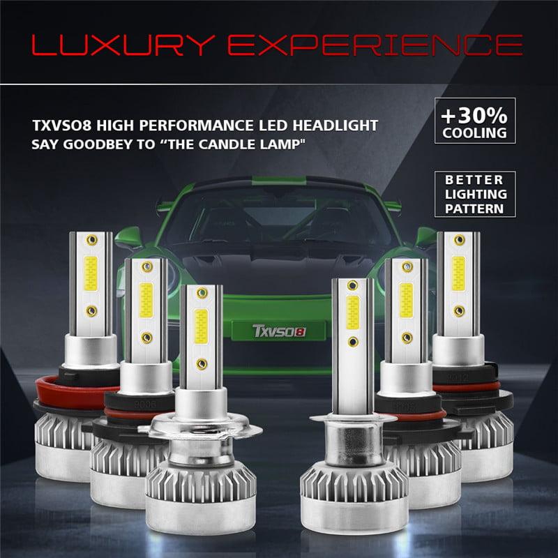 9006 9005 9012 H11 Xenon HID Headlight High Low Beam Fog Light Conversion Kit