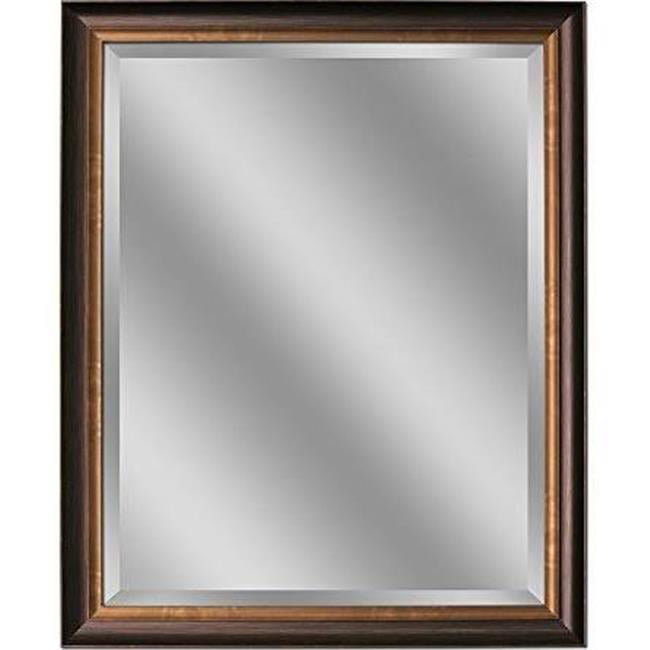 Head West 8923 26 X 32 In Oil Rubbed Bronze Mirror Walmart Com Walmart Com