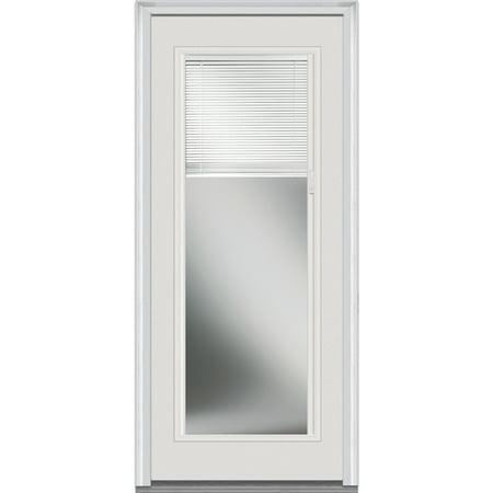 Plastpro Doorbuild Internal Mini Blinds Low E Gl 31 5