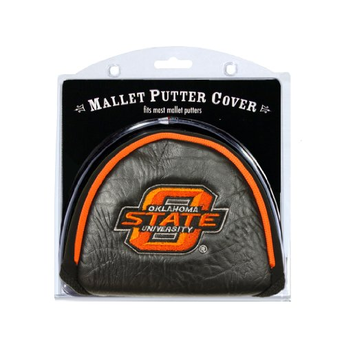 Team Golf NCAA Oklahoma State Golf Mallet Putter Cover