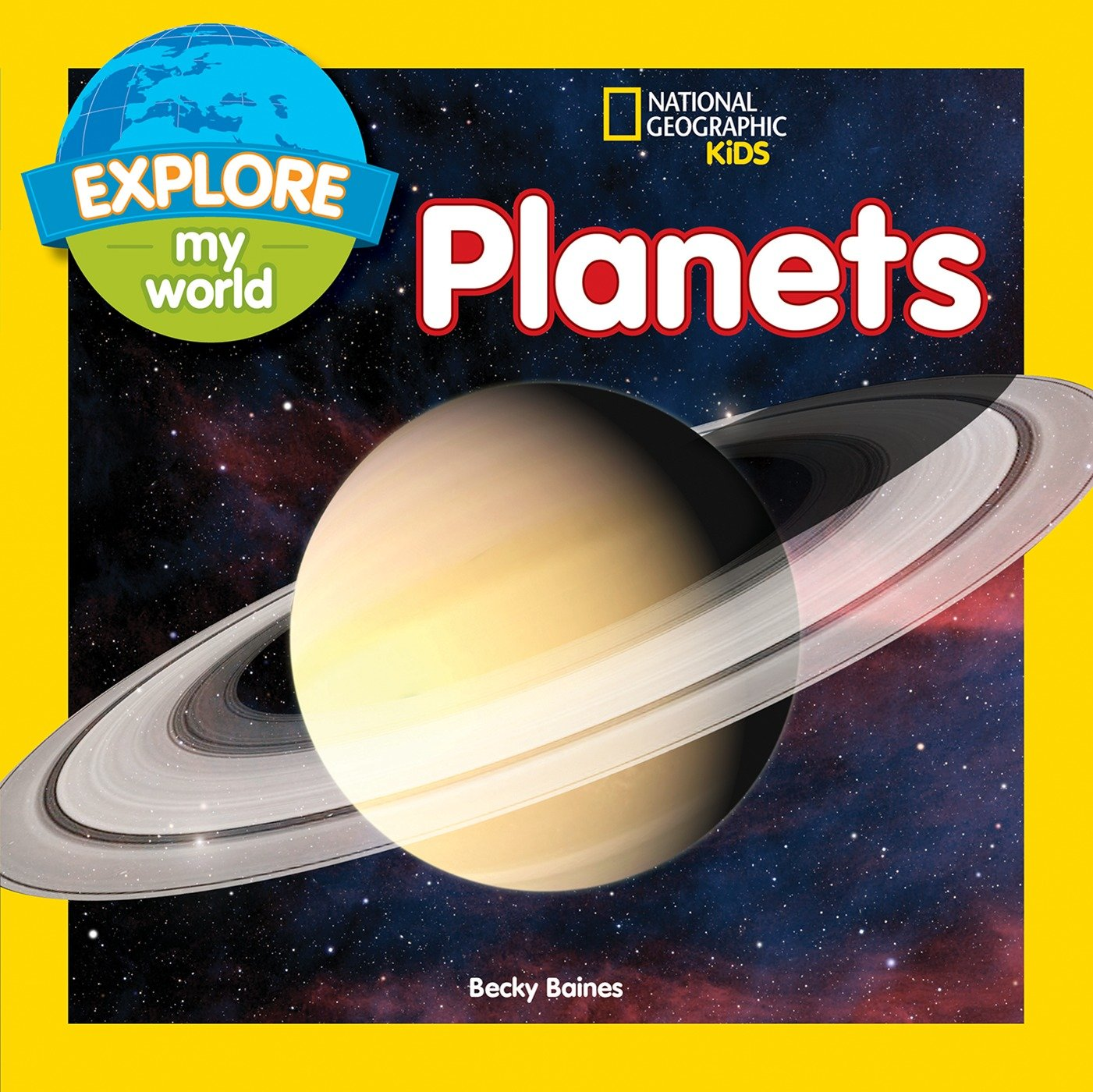 Explore My World Planets (Paperback)