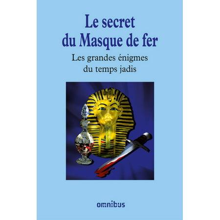 Le secret du Masque de fer - eBook](Musique De Halloween Film)