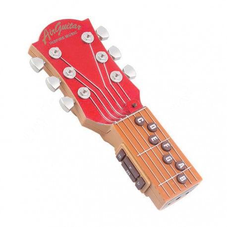 Portable Air Guitar Kids Inspiring Infrared Laser Mini Guitar Travel Guitar
