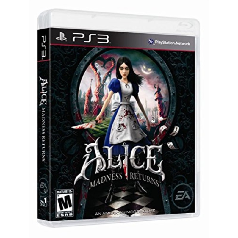 Alice: Madness Returns Playstation 3 by default