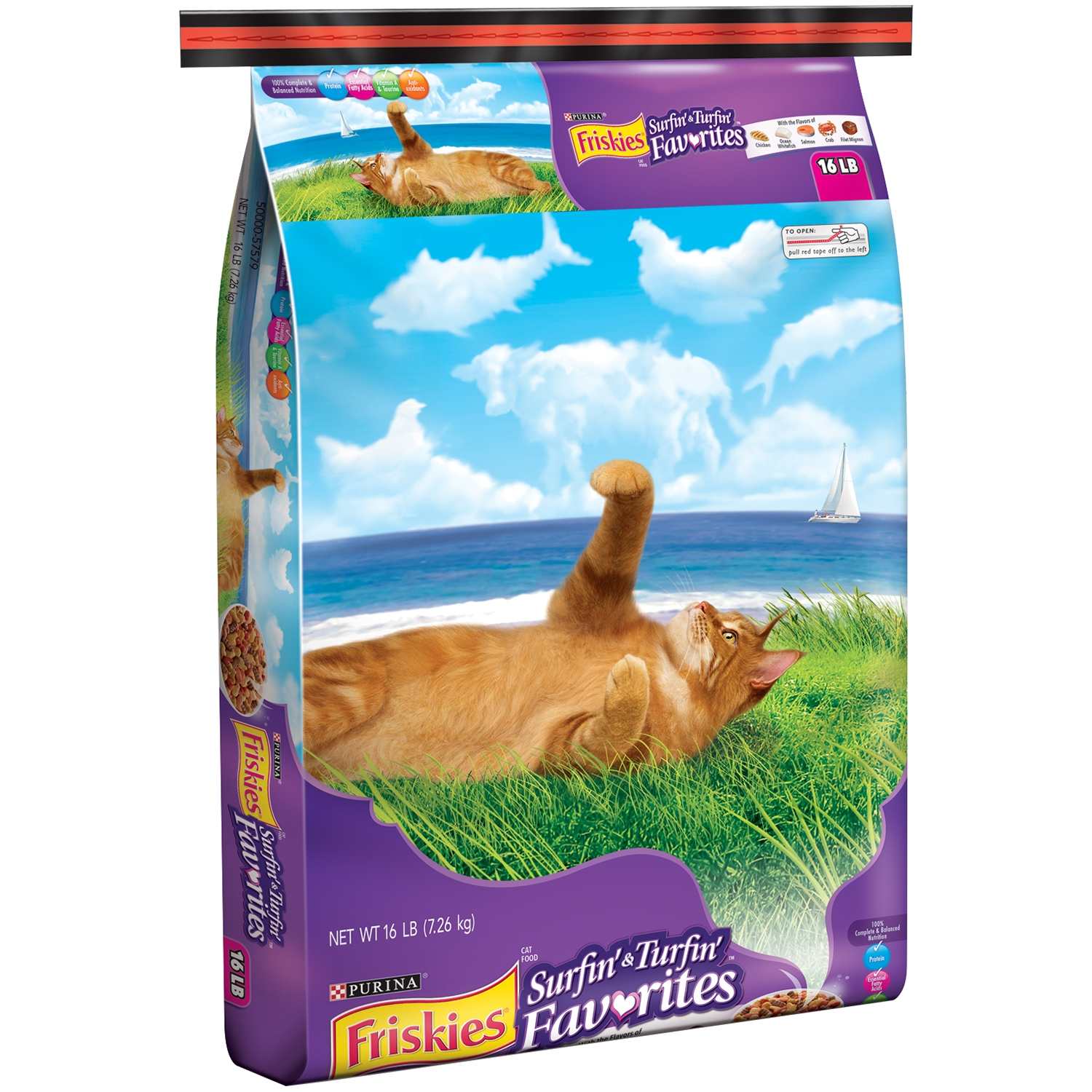 Purina Naturals Cat Food Recall