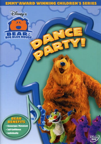 Bear in the Big Blue House: Dance Party! by Buena Vista Home Entertainment