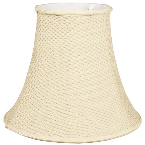 Alcott Hill 10'' Silk/Shantung Bell Lamp Shade
