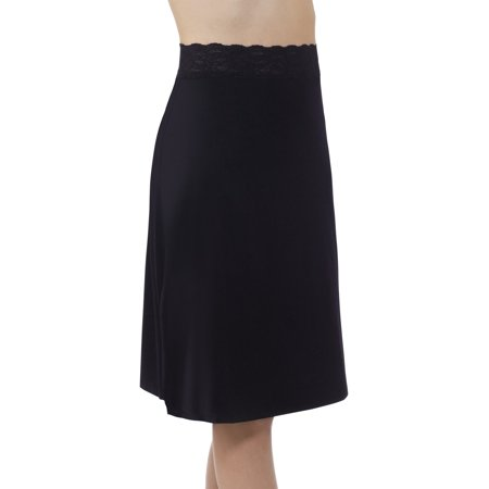 Women's Stretch Waist Half Slip, Style 11073 (Spanx Lust Have High Waist Half Slip)