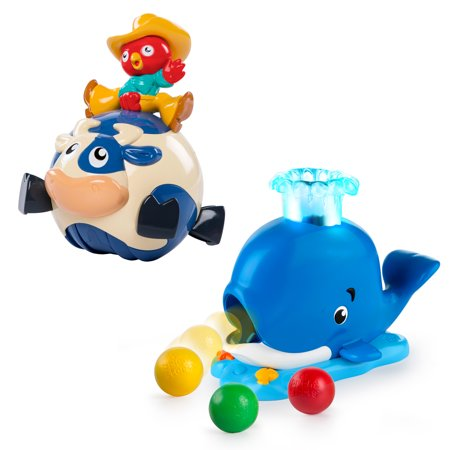 Silly Spin & Popper Ball Popper Toy Bundle