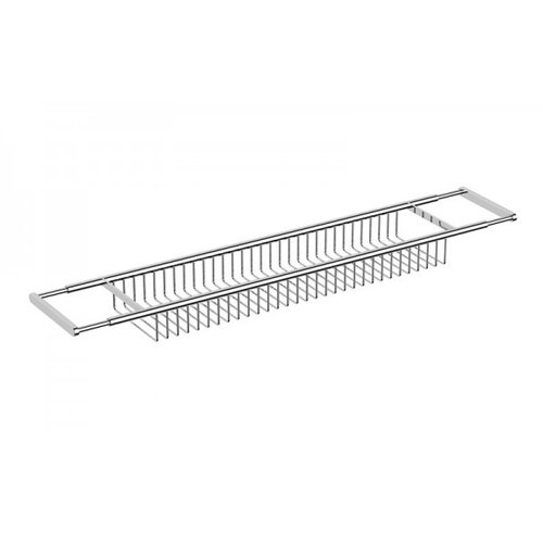 Rebrilliant Contemporary Expandable Bath Caddy by