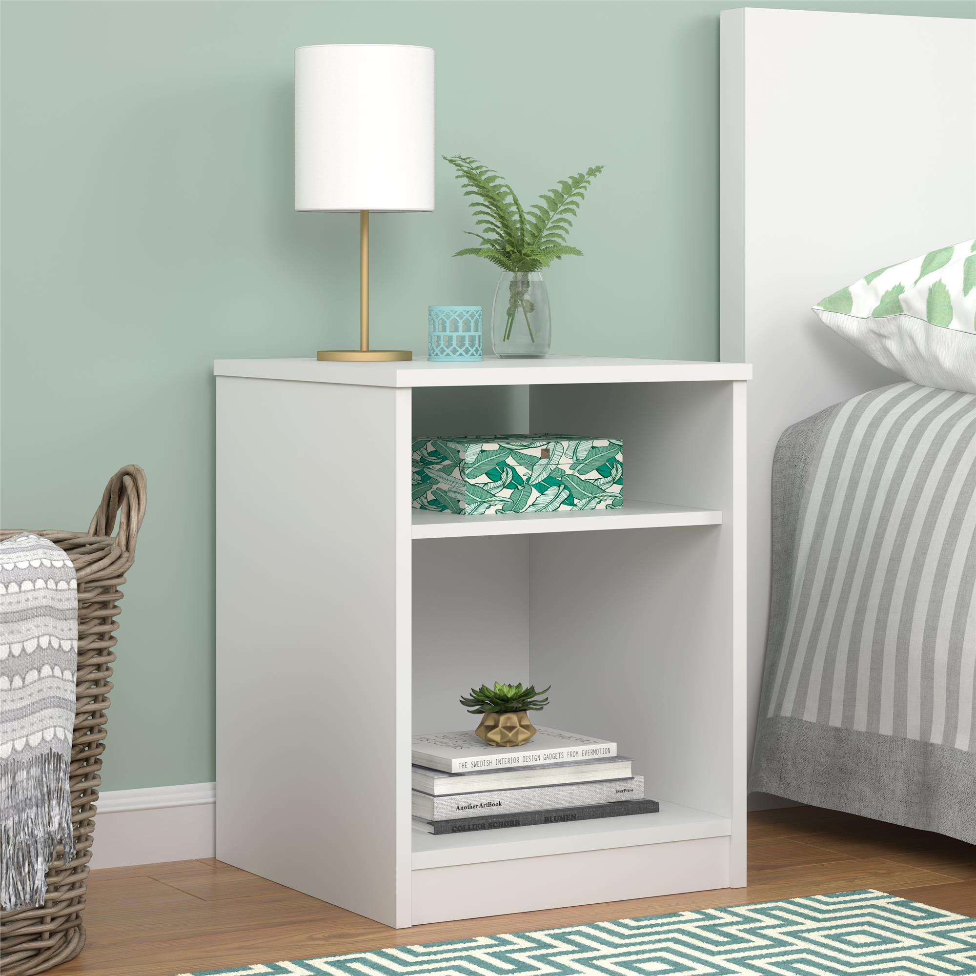 Mainstays Nightstand, Multiple Colors by Ameriwood Home