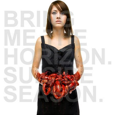 Bring Me the Horizon - Suicide Season - Vinyl (Jack Sparrow Now Bring Me That Horizon)