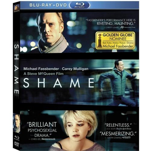 Shame (Blu-ray + DVD) (With INSTAWATCH) (Widescreen)