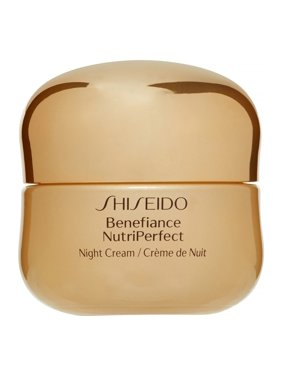 ($97 Value) Shiseido Benefiance NutriPerfect Night Cream, 1.7 Oz