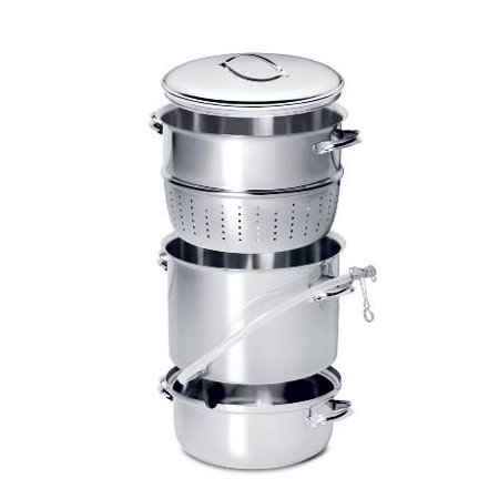 Mehu-Liisa 11 Liter Steam Juicer