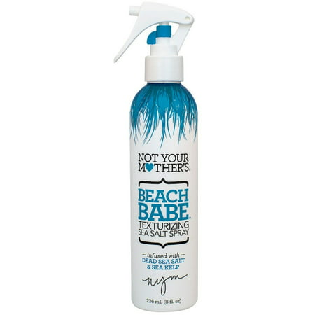 Not Your Mothers Beach Babe Texturizing Sea Salt Spray  8 0 Fl Oz