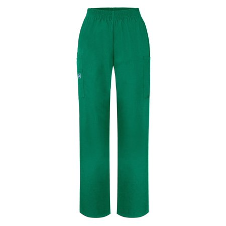 d3e6bb8760c Adar Medical - Universal Basics by Adar Women's Patch Pocket Cargo Scrub  Pants - Walmart.com