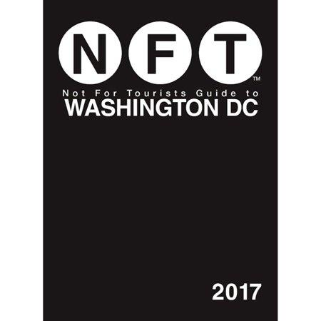 Not For Tourists Guide to Washington DC 2017 - Halloween Washington Dc 2017