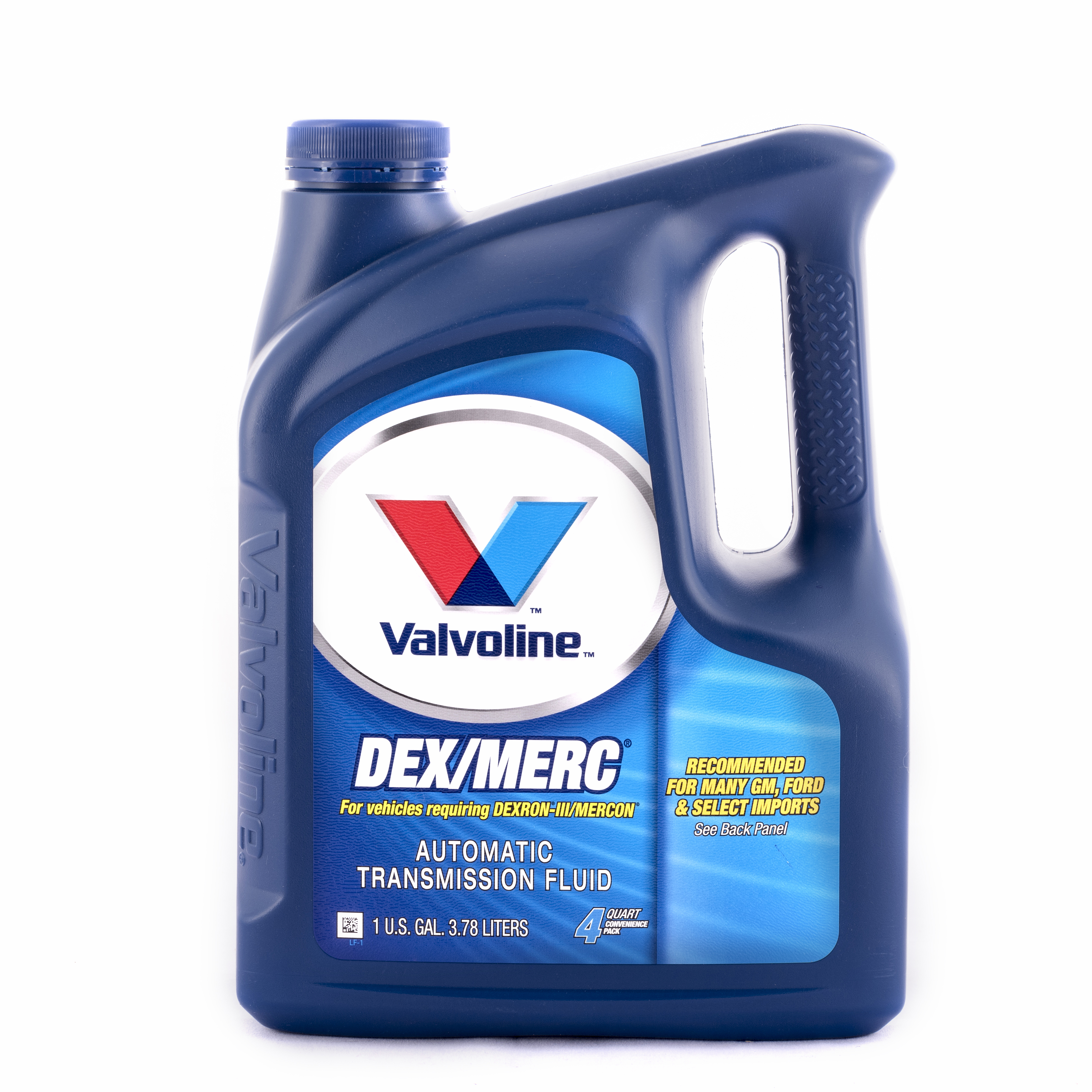 Valvoline DEX/MERC Automatic Transmission Fluid, 1 Gallon