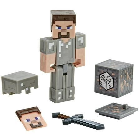 Minecraft Comic Maker Enderman Action Figure](Minecraft Green Assassin Skin)